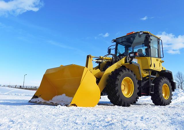 除雪管理システム